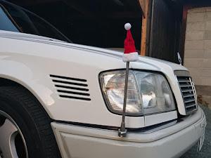 Eクラス ステーションワゴン W124 E300 ターボディーゼルのカスタム事例画像 ひろちゃんさんの2018年12月15日20:17の投稿