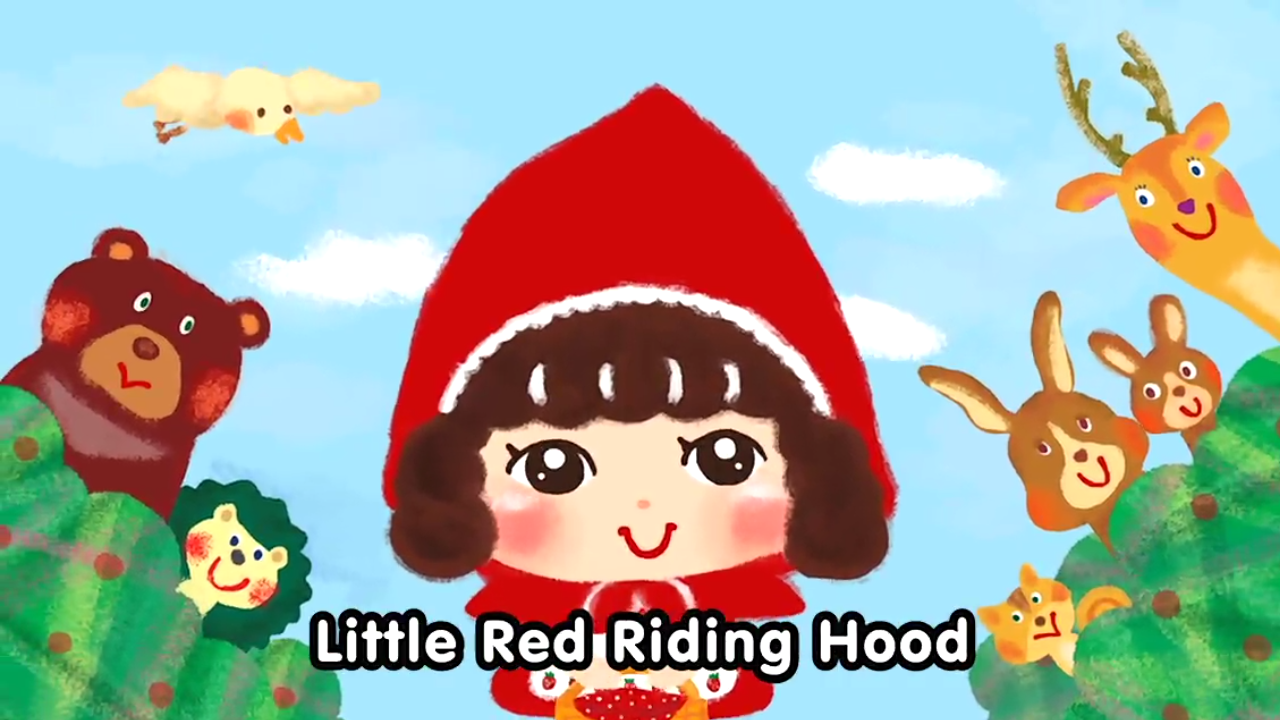 little red riding hood play script free