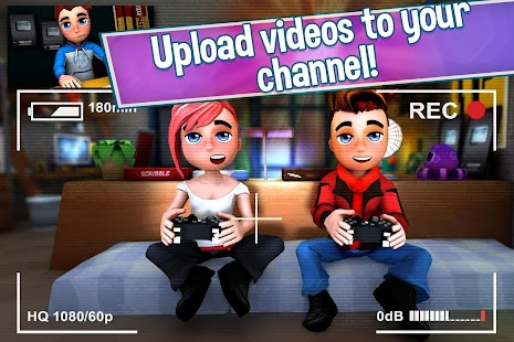 Youtubers Life: Gaming Channel Screenshot