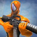 Strange Superhero Ninja Shooter: Gangster Vegas icon