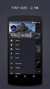 Pulsar Music Player Pro cracked apk