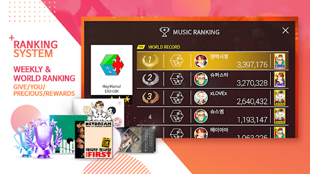 SuperStar SMTOWN APK screenshot thumbnail 3
