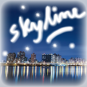 City SkylineStar Livewallpaper