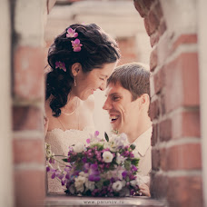 Wedding photographer Leonid Parunov (parunov). Photo of 16.01.2014