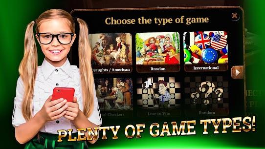 Checkers Online Elite 8