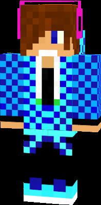 ghostgamer   Nova Skin