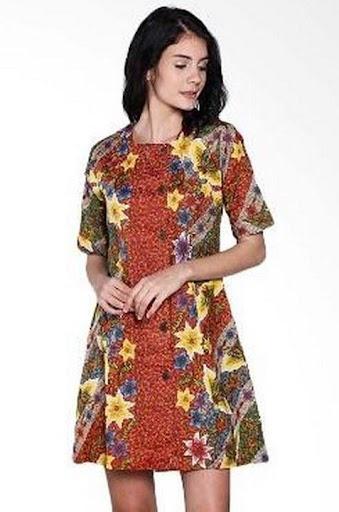 ... 100+ model batik dress of today 2018 screenshot 20 ... 8414518c1c