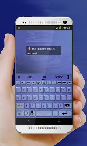 玩個人化App|奥秘 AiType 主题免費|APP試玩