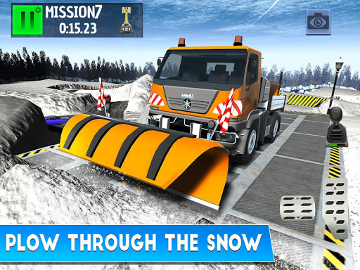 Winter Ski Park: Snow Driver 1.0.1 screenshots 6