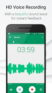 Parrot - Voice Recorder - 屏幕截图缩略图
