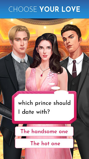 Télécharger Gratuit Fancy Love: Interactive Romance Game mod apk screenshots 3