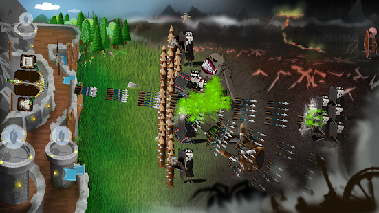 Grim Defender - Castle & Tower Defense - náhled