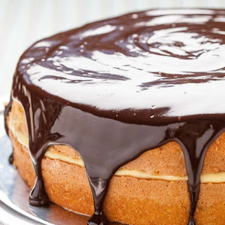 The Best Boston Cream Pie
