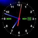 Digital Clock Live Wallpaper release_2379