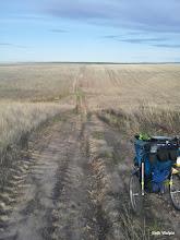 Photo: Google 'walk' put me on this 'road'!