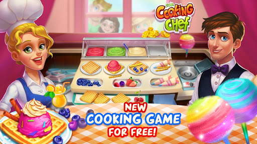 Star Cooking Chef - Foodie Madnessud83cudf73 2.9.5009 screenshots 23