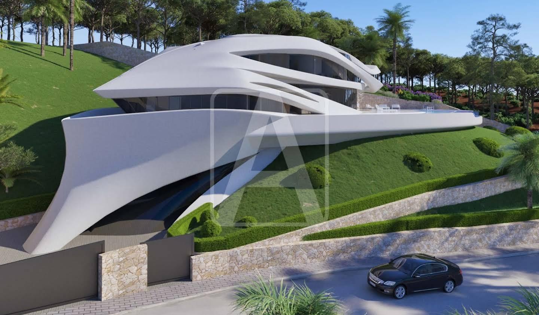 Chalet avec terrasse Xàbia