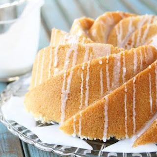Sugar Glaze Pound Cake Recipes.