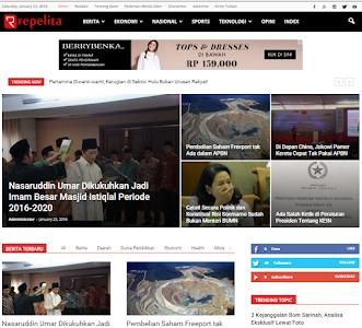 Repelita Online screenshot 0