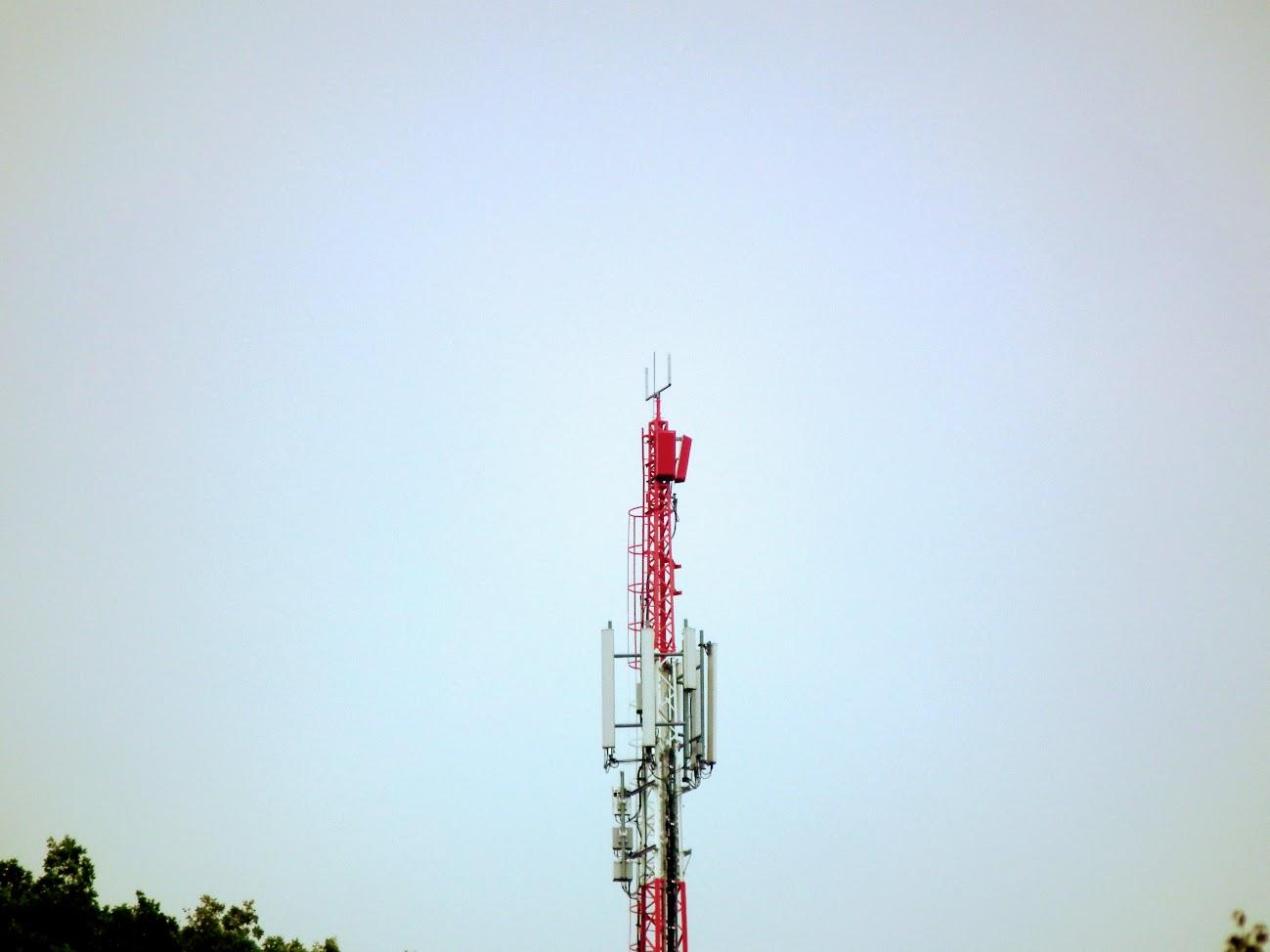 Hollóháza/Magas-tető - DVB-T gapfiller