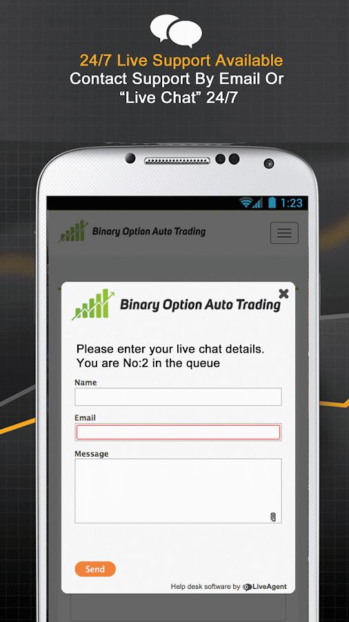 Free binary options signals app