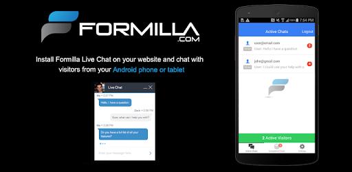 Formilla Live Chat APK 0