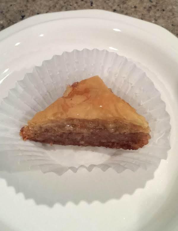 Authentic Baklava Recipe