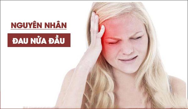 Nguyên nhân gây đau nửa đầu là gì?