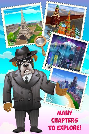 Jewels Detective Match 3