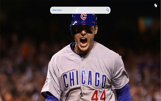 Anthony Rizzo Themes & New Tab