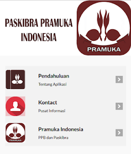Paskibra Pramuka Indonesia - náhled