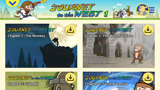 Journey to the West 1- スクリーンショットのサムネイル