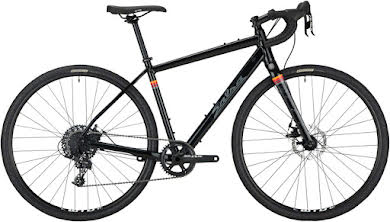 Salsa Journeyman Apex 1 700 Bike - 700c Black alternate image 5