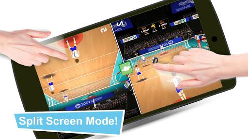 Volleyball Champions 3D screenshot 7