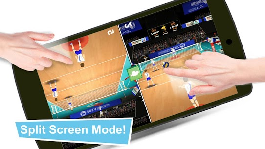 Volleyball Champions 3D – Online Sports Game App Download For Android and iPhone 7