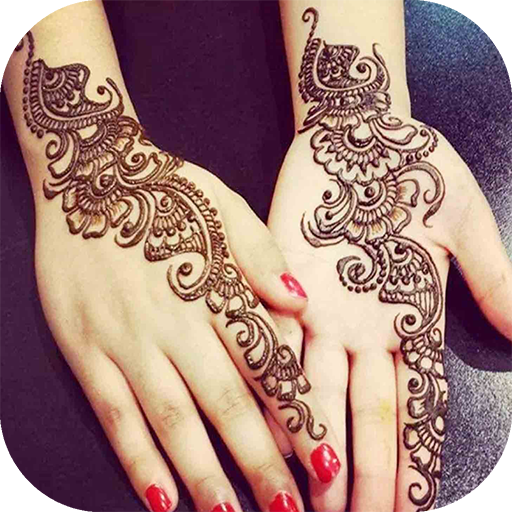 Eid Mehndi Tattoo Photo Editor
