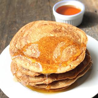 Grain Free Vegan Pancakes Recipe