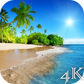 Beach 4K Live Wallpaper