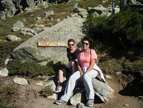 Photo: Enfin au sommet