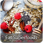 Eat Super Foods Icon