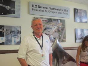 Photo: Bobby Bissett at the NTF