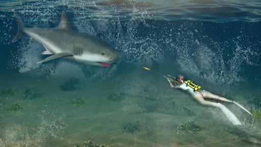 Super Robots Shark Transformation Hunter War 3D 1.0.3 screenshots 4