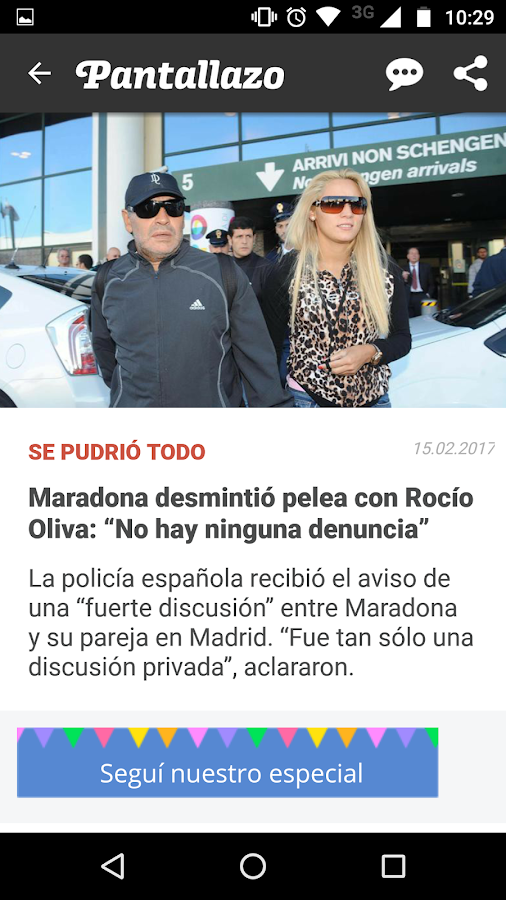 Noticias - Montevideo Portal- screenshot