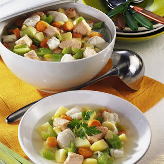 Fish Soup With Vegetables Recipes.