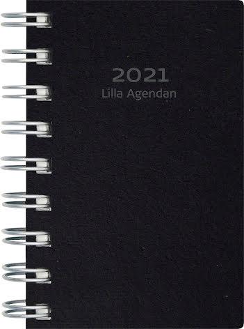 Lilla Agenda Eco Line svart