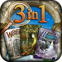 Hidden Object 3 Magic Places icon