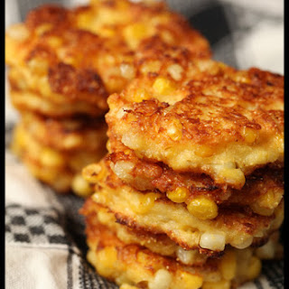 Corn Flour Fritters Recipes.