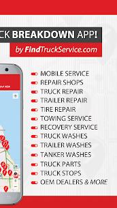 Find Truck Service® | Trucker Stops & Services App – APK Mod Latest Version 2