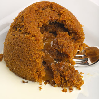 Instant Pot Steamed Toffee Pudding.