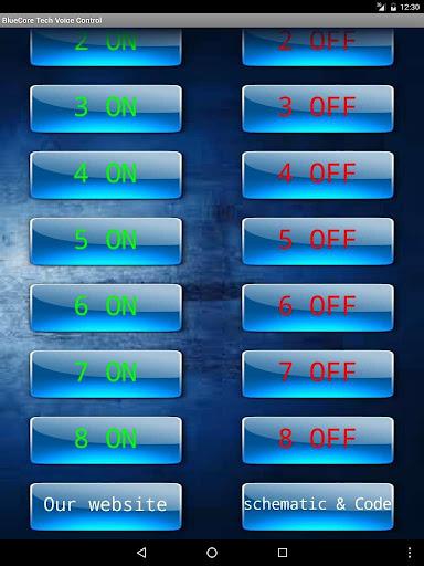 Arduino Voice Control 2.0 screenshots 4